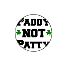 Paddynotpatty Golf Ball Marker (for Hat Clip)