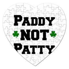 Paddynotpatty Jigsaw Puzzle (Heart)