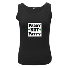 Paddynotpatty Women s Tank Top (Black)