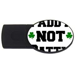 Paddynotpatty 4GB USB Flash Drive (Oval)