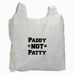 Paddynotpatty Recycle Bag (One Side)