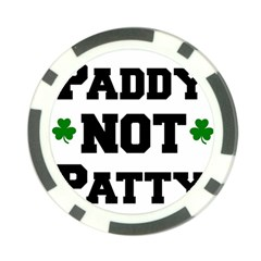 Paddynotpatty Poker Chip (10 Pack)
