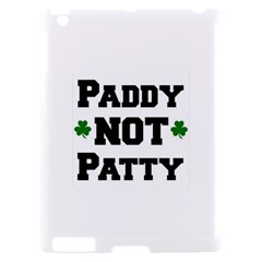 Paddynotpatty Apple iPad 2 Hardshell Case (Compatible with Smart Cover)