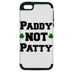 Paddynotpatty Apple Iphone 5 Hardshell Case (pc+silicone)