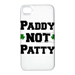 Paddynotpatty Apple iPhone 4/4S Hardshell Case with Stand