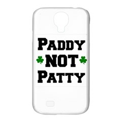 Paddynotpatty Samsung Galaxy S4 Classic Hardshell Case (PC+Silicone)