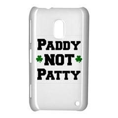 Paddynotpatty Nokia Lumia 620 Hardshell Case