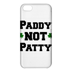 Paddynotpatty Apple iPhone 5C Hardshell Case