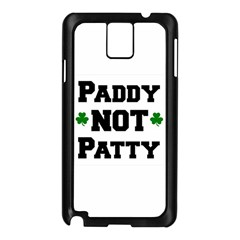 Paddynotpatty Samsung Galaxy Note 3 N9005 Case (Black)