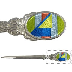 Abstract Letter Opener