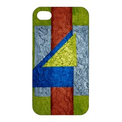 Abstract Apple iPhone 4/4S Premium Hardshell Case