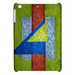 Abstract Apple iPad Mini Hardshell Case
