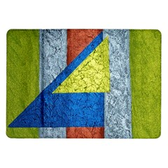 Abstract Samsung Galaxy Tab 10 1  P7500 Flip Case