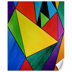 Abstract Canvas 16  x 20  (Unframed)