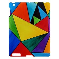 Abstract Apple iPad 3/4 Hardshell Case