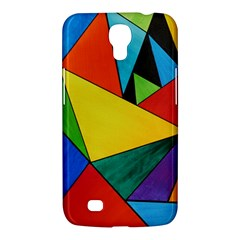 Abstract Samsung Galaxy Mega 6.3  I9200 Hardshell Case