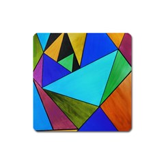 Abstract Magnet (Square)