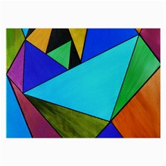 Abstract Glasses Cloth (Large)