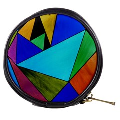 Abstract Mini Makeup Case