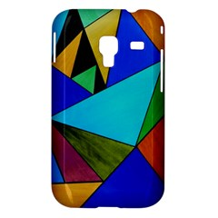 Abstract Samsung Galaxy Ace Plus S7500 Hardshell Case