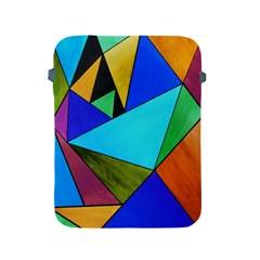 Abstract Apple Ipad Protective Sleeve