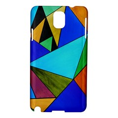 Abstract Samsung Galaxy Note 3 N9005 Hardshell Case