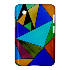 Abstract Samsung Galaxy Tab 2 (7 ) P3100 Hardshell Case