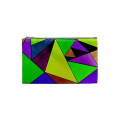 Abstract Cosmetic Bag (Small)