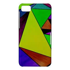 Abstract BlackBerry Z10 Hardshell Case