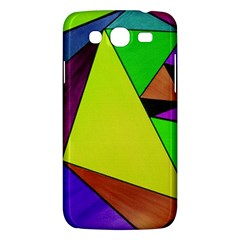 Abstract Samsung Galaxy Mega 5.8 I9152 Hardshell Case