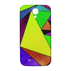 Abstract Samsung Galaxy S4 I9500/I9505  Hardshell Back Case