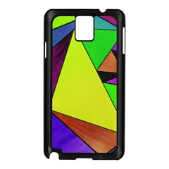 Abstract Samsung Galaxy Note 3 N9005 Case (Black)