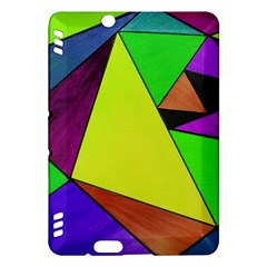 Abstract Kindle Fire HDX 7  Hardshell Case