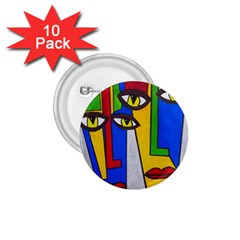 Face 1.75  Button (10 pack)