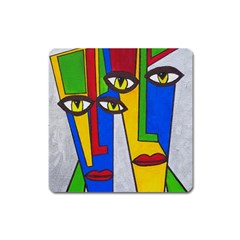 Face Magnet (Square)