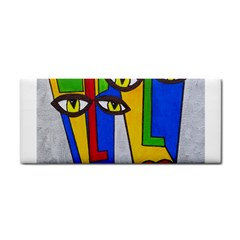 Face Hand Towel