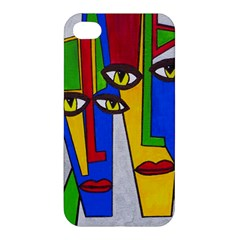 Face Apple Iphone 4/4s Hardshell Case