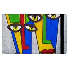 Face Apple iPad 2 Flip Case