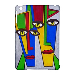 Face Apple Ipad Mini Hardshell Case (compatible With Smart Cover)