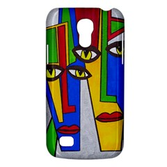 Face Samsung Galaxy S4 Mini (gt I9190) Hardshell Case