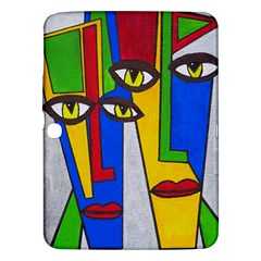 Face Samsung Galaxy Tab 3 (10.1 ) P5200 Hardshell Case