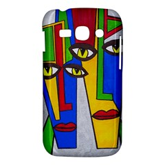Face Samsung Galaxy Ace 3 S7272 Hardshell Case
