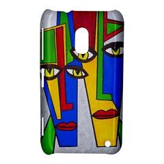 Face Nokia Lumia 620 Hardshell Case