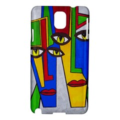 Face Samsung Galaxy Note 3 N9005 Hardshell Case