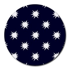 Bursting in Air 8  Mouse Pad (Round)