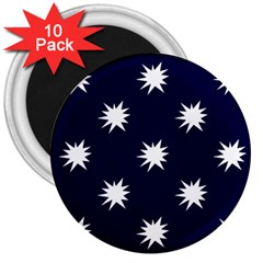 Bursting in Air 3  Button Magnet (10 pack)