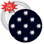 Bursting in Air 3  Button (100 pack) Front