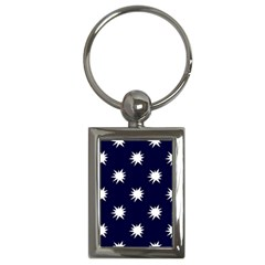Bursting in Air Key Chain (Rectangle)