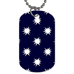 Bursting in Air Dog Tag (Two-sided)