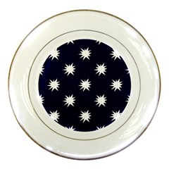 Bursting in Air Porcelain Display Plate
